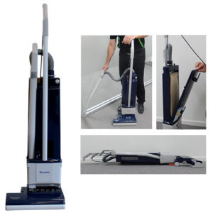 Bluematic Commercial Upright Vacuum
