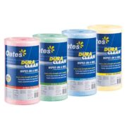 DuraClean Wipes on a Roll - 45m