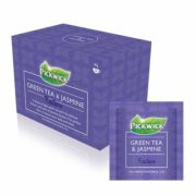 Pickwick Restore Green Tea and Jasmine Enveloped Teas