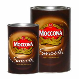 Moccona Granulated Smooth