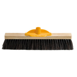 450mm Smooth Sweep Deluxe Hair Blend Broom - Head Only