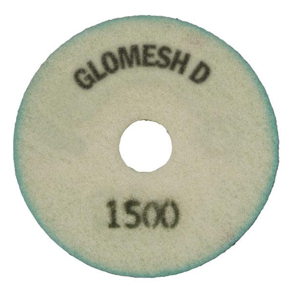 Glomesh Diamond Stone Floor Pads 1500 grit