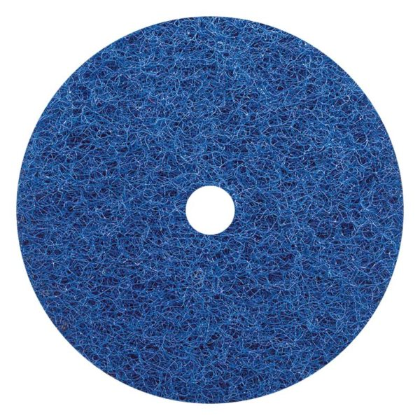 Glomesh Blue Cleaner Regular Speed Floor Pads