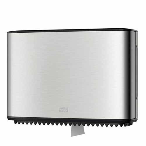 Tork Mini Jumbo Toilet Roll Dispenser Image Design T2