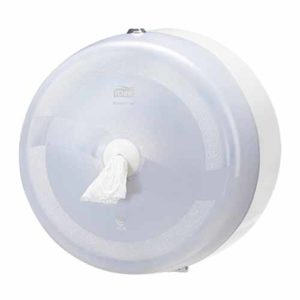 Tork SmartOne Toilet Roll Dispenser White T8