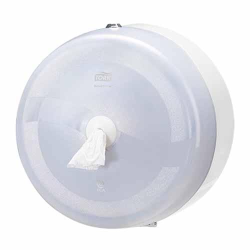 Tork SmartOne Toilet Roll Dispenser White T8