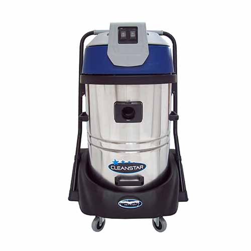Cleanstar Commercial Vac 60L Stainless Steel