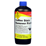COFFEE STAIN REMOVER: Part 1 & Part 2