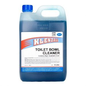 KLENZALL TOILET BOWL CLEANER