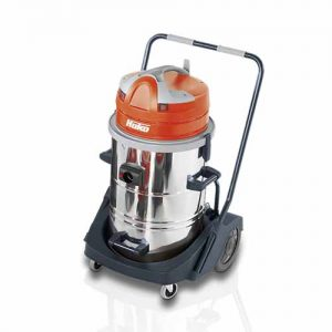 Hako Cleanserv VL3-70 Wet Dry Canister Vacuum