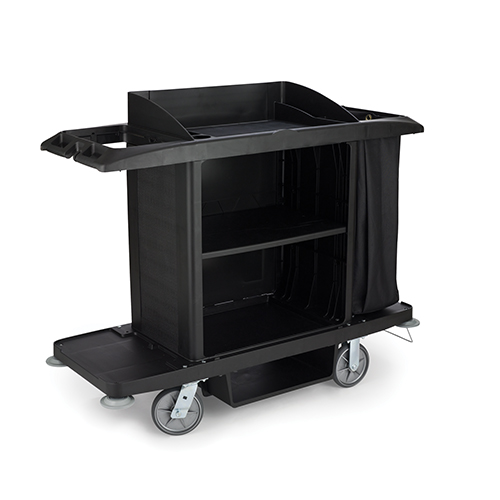 Rubbermaid Executive Cart - Housekeeping Full Size