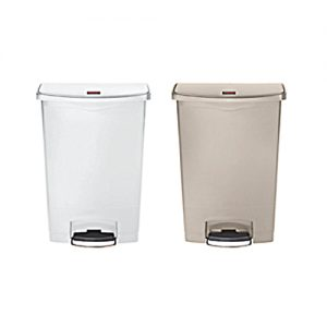 Rubbermaid Slim Jim Resin Front Step Bin 90L