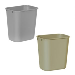 Rubbermaid Wastebasket 27L