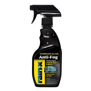 Rain-X Anti-fog Interior Glass Fog Repellent