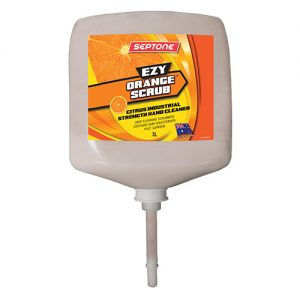 Septone Ezy Orange Scrub Pod 3L